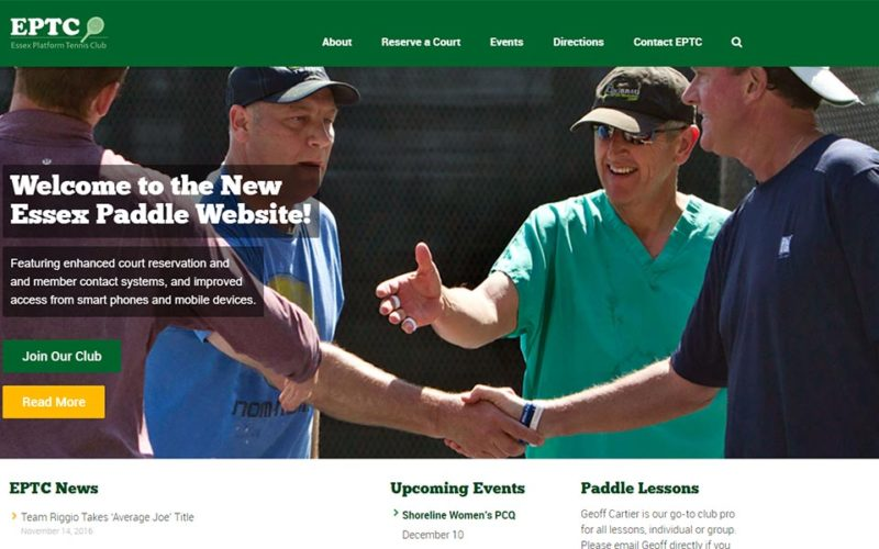 Essex Platform Tennis Club (EPTC)